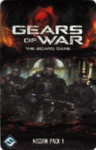 Gears of War : The Board Game - Mission Pack 1